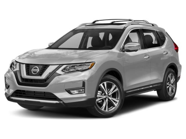 2019 Nissan Rogue Sl In Rochester Mn Lupient Of