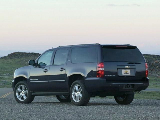 2007 Chevrolet Suburban In Rochester Mn Rochester Chevrolet