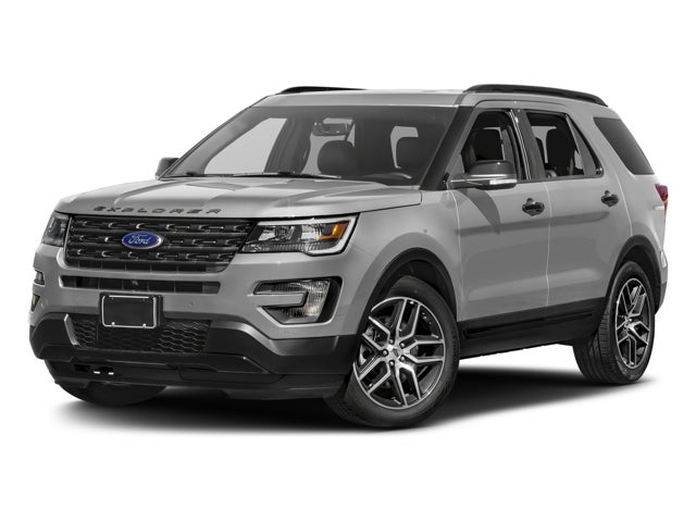 2016 Ford Explorer Sport In North Rochester Mn Lupient Nissan Of