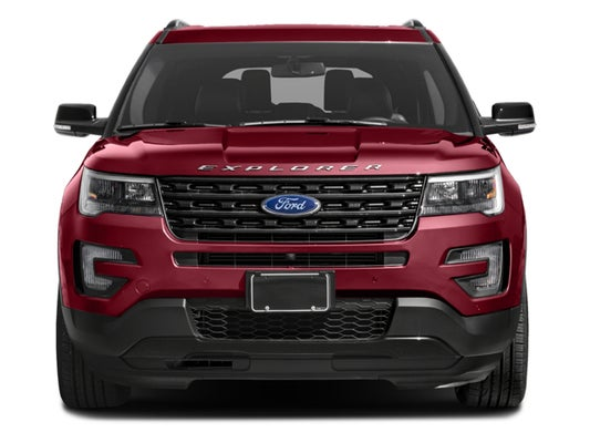 2017 Ford Explorer Sport In North Rochester Mn Lupient Nissan Of