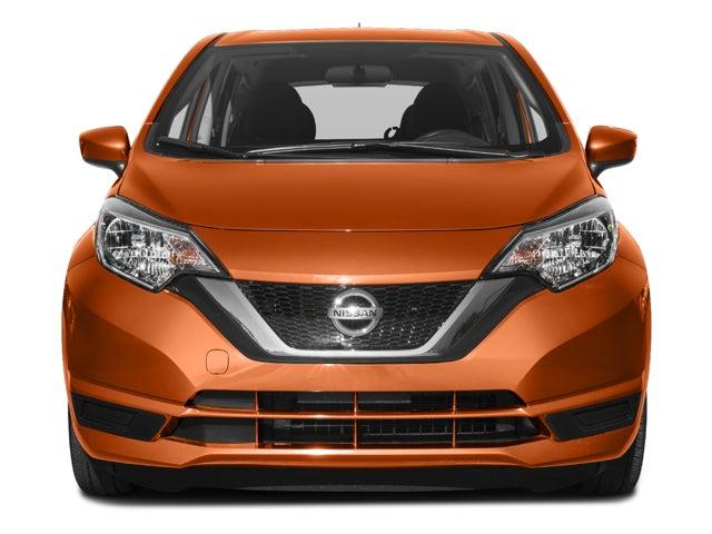 Nissan Versa 2017 Exterior