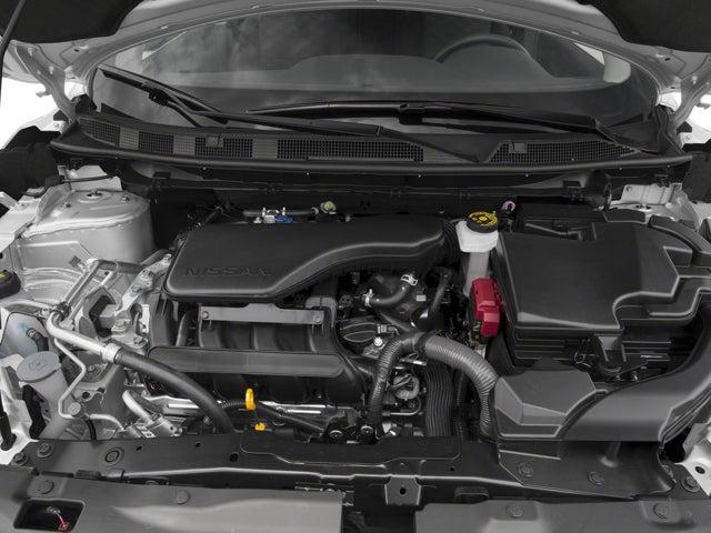 Nissan rogue wheelbase