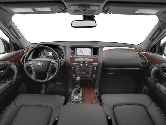 2018 Nissan Armada Sl In North Rochester Mn Lupient Of
