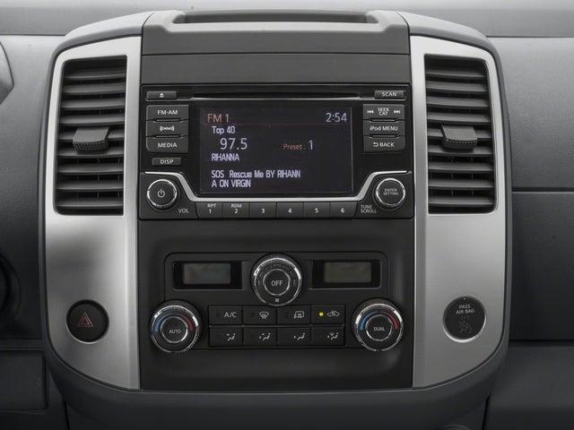 2018 Nissan Frontier Sv In Rochester Mn Nissan Frontier
