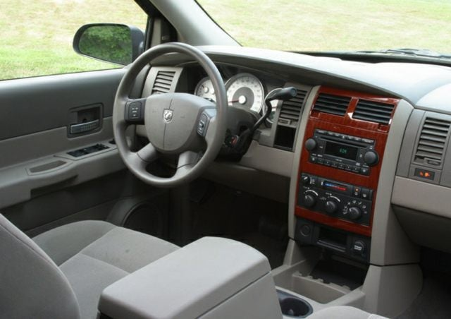 2006 Dodge Durango Base In North Rochester Mn Lupient Nissan Of