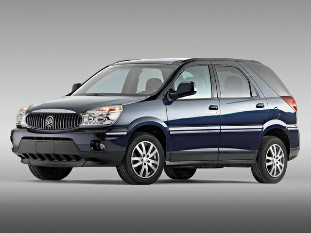 2005 Buick Rendezvous Base In North Rochester Mn Lupient Nissan Of