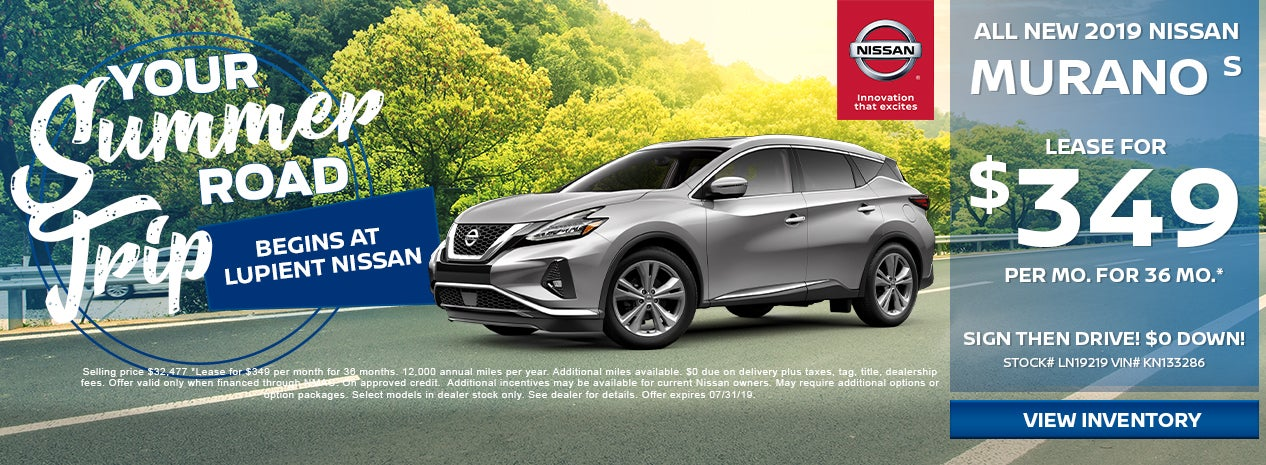 Nissan Rochester Ny >> Nissan Dealership In Rochester Lupient Nissan