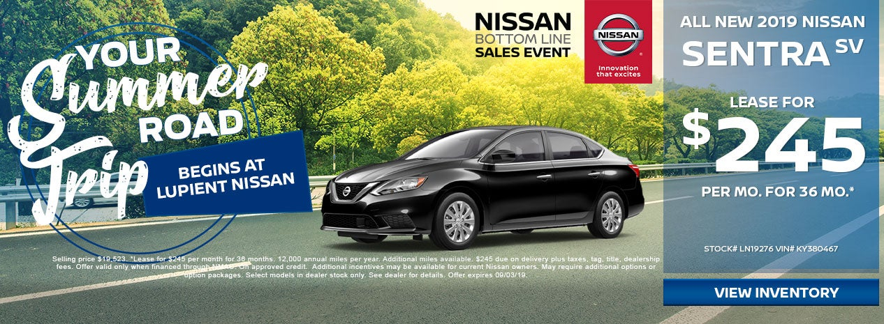 Nissan Dealers Rochester Ny >> Nissan Dealership In Rochester Lupient Nissan
